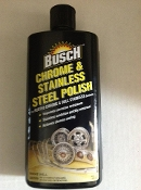 Chrome and Stainless Steel Polish 16 fl oz