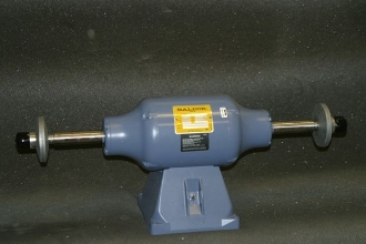 Single Speed Baldor Buffer #332B 3/4hp, 1800rpm